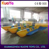 0.9mm PVC tarp inflatable flying fish towable inflatable flying fish