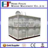 High Capacity Fiberglass Reinforced Plastic GRP Water Tank For Waste Water Treatment