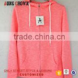 2016 Wholesale Women Hoodies In Bright Color