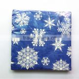 decorative paper napkins for christmas