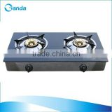 Commercial Two Burners Gas Stove/ Table Gas cooker/Gas Cooking Hobs/ Kitchen Gas cooktop