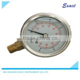 High Quality Liquid Filled Manometer Standard Type