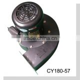 Industrial heater double outlet air blower