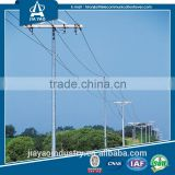 High voltage transmission tower steel electric pole price                                                                         Quality Choice
