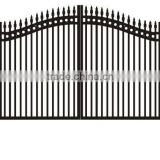 good quality galvanized sheet metal farm gates