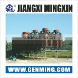 High Capacity 8 tons per hour coal spiral chute for Coal mine separation