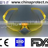 protective working safety goggles/laser eye protection goggles