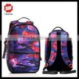 "Wholesale 15"" laptop bag western Popular hot selling cheap sprayground school galaxy backpack"