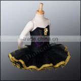 CP039 Wholesale child professional classical ballet tutu ballet costume for kids ballet stage