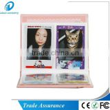 Fujifilm instax film mini credit card size photo album for fuji instant camera