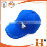 2015 new style Custom Design 6 Panels PVC Logo Baseball caps
