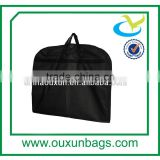 Personalized breathable capacity garment bag