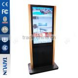 High Quality Lcd Advertising Player Lcd Monitor Media Player Hd All -in-one Touch Screen
