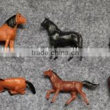 model animal for HO scale, 1/87 scale horse, model animals plastic, model animal in action figure, resin model horse                                                                         Quality Choice