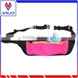New sports fitness expandable running waist pack runner belt