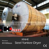 Completely home-made Steel Yankee dryer by Shandong Xinhe