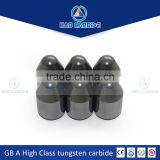hot selling Mining insert buttons, low price tungsten insert buttons, carbide insert buttons