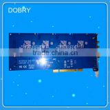 4 port GSM Asterisk card PCI interface compatible with Digium TDM400P TDM410P