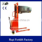factory sell mini forklift electrical drum lifter