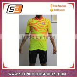 Stan Caleb wholesale short sleeve Sublimated cycling wear crane sports wear cycling cheap cycling clothing