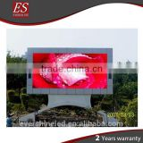 Outdoor advertising P5.95 led display screen 250mm*250mm high resolution for sign