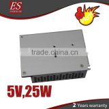 CL LED switching Display Power supply 5v,25w AC/DC