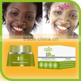 No side effect Instant Forever glutathione Anti spot best black skin face whitening beauty cream