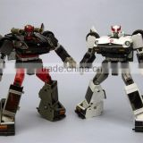 PVC 1/6 scale Transform figures, Robots action figures production, Make Custom robots figure toys factory