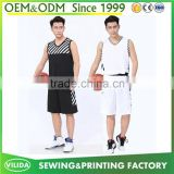 Wholesale dri fit new design basketball wear customized men's international new basketball jersey