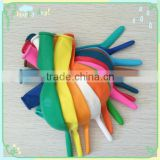 Happy Party latex tail balloons advertising baloons