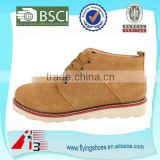 Europe style fashion suede leather men boot