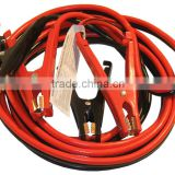 Heavy-Duty Auto Jumper Cables - 20Ft x 4-Gauge Copper Wire