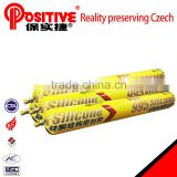 Factory silicone 590ml heat resistance white silicone sealant for construction
