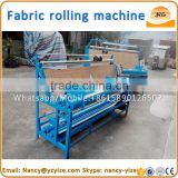 Easy to operate fabric inspection and rolling machine / Textile finishing machine