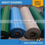 Different Colors 2 Layers 2mm Thick Antistatic Rubber ESD Table Mat