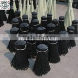 high strength low price fiberglass stakes for supporting garden made from Guangzhou Chilna factory
