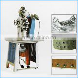 Automatic Double Side grommet eyelet machine