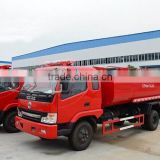 2016 hot selling truck mounted water well drilling rigs for sale fire truck water capacity 10000 liter water tank truck