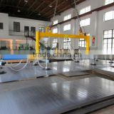 Vacuum lifting equipment for steel plate