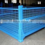 Steel Wire Mesh Pallet Box/Crate
