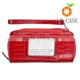 oil wax leather handmade brand ladies women leather wallet