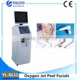 Diamond Dermabrasion Machine Xygen Skin Peeling Oxygen Jet Water Oxygen Spray Machine For Beauty Salon Use