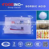 Food Additive preservative factory Wholesale natural Sorbic acid potassium spray dryer (CAS No.:110-44-1) price manufaturer