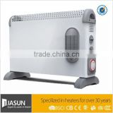 2KW 3 heat settings Convector heater with optional timer and turbo