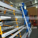 metal steel made automatic layer quail battery cages