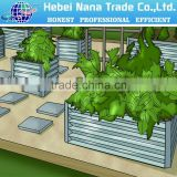 Steel garden bed / galvanized steel outlet box