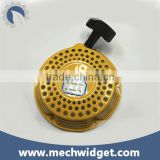 Fits honda gasoline generator parts 168 iron recoil starter from Yongkang Brush Cutter