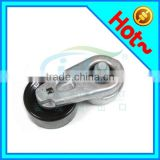 high quality car alternator belt tensioner pulley price for Land Rover discovery PQG500250 / 1342047