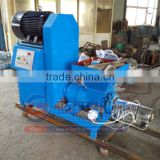 High efficient screw straw biomass rice husk wood sawdust fuel briquette press making used machine price for sale
