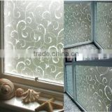 PVC Frosted Privacy Frost Home Bedroom Bathroom Glass Window Film Sticker